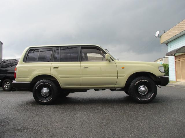 「トヨタ」「ランドクルーザー80」「SUV・クロカン」「滋賀県」の中古車4