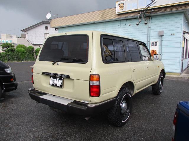 「トヨタ」「ランドクルーザー80」「SUV・クロカン」「滋賀県」の中古車6