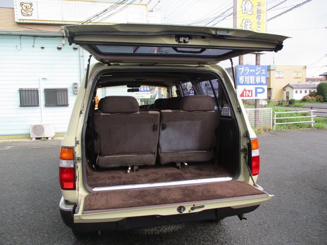 「トヨタ」「ランドクルーザー80」「SUV・クロカン」「滋賀県」の中古車10