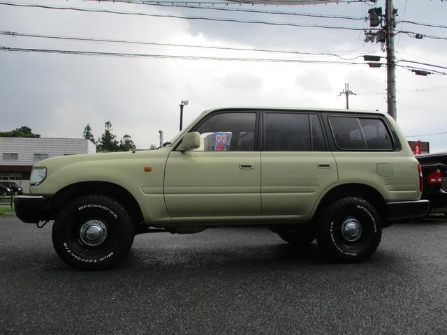 「トヨタ」「ランドクルーザー80」「SUV・クロカン」「滋賀県」の中古車13