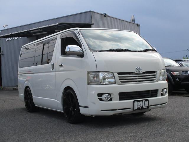 「トヨタ」「レジアスエースバン」「その他」「滋賀県」の中古車2