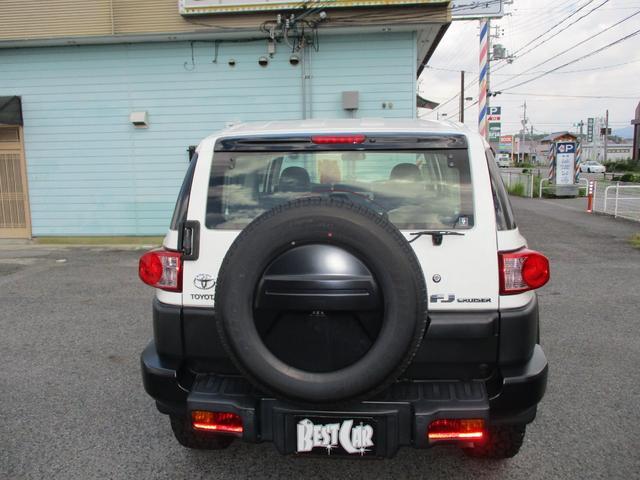 「トヨタ」「FJクルーザー」「SUV・クロカン」「滋賀県」の中古車23
