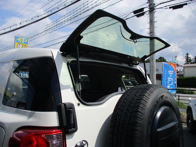 「トヨタ」「FJクルーザー」「SUV・クロカン」「滋賀県」の中古車29