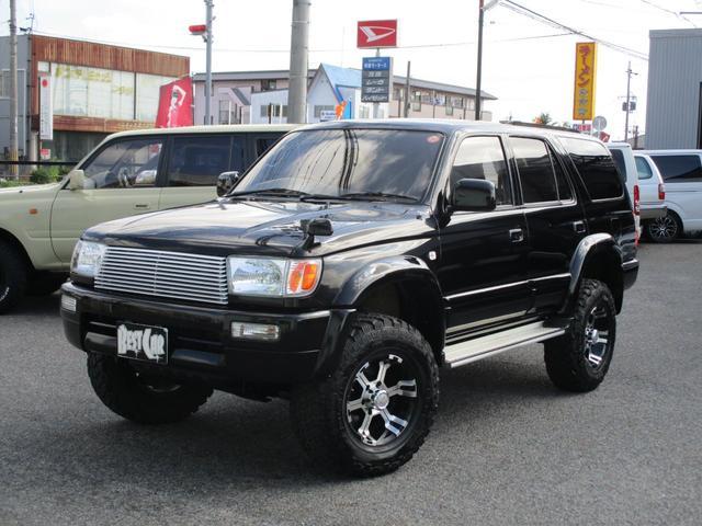 「トヨタ」「ハイラックスサーフ」「SUV・クロカン」「滋賀県」の中古車3
