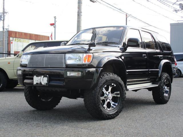 「トヨタ」「ハイラックスサーフ」「SUV・クロカン」「滋賀県」の中古車11