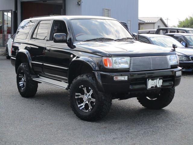 「トヨタ」「ハイラックスサーフ」「SUV・クロカン」「滋賀県」の中古車16