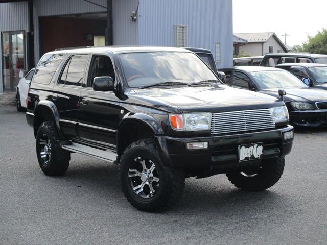 「トヨタ」「ハイラックスサーフ」「SUV・クロカン」「滋賀県」の中古車18