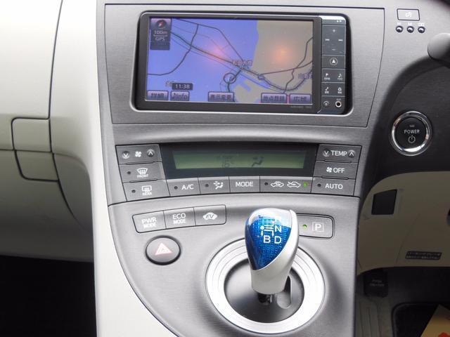 トヨタ プリウス S LEDエディション ナビTV バックカメラ ETC