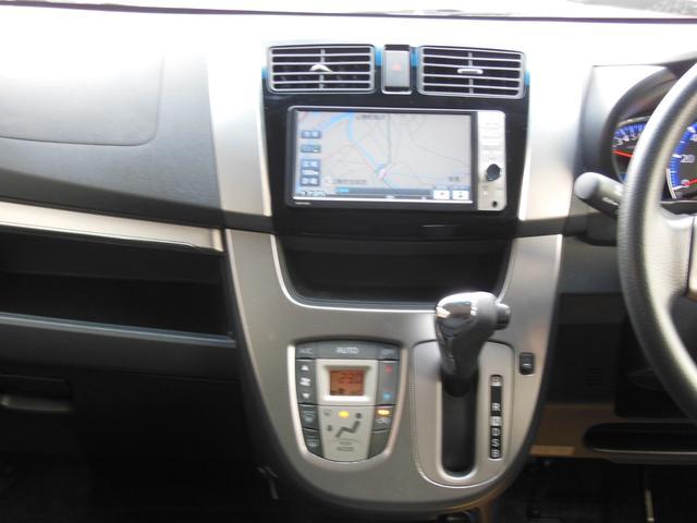 カスタム X SA ワンオーナー車 ナビTV バックカメラ LEDヘッドライト アルミホイール(16枚目)