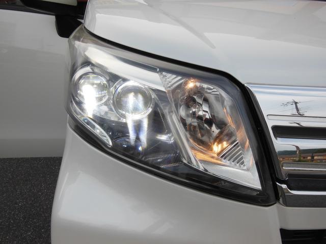 カスタム X SA ワンオーナー車 ナビTV バックカメラ LEDヘッドライト アルミホイール(27枚目)