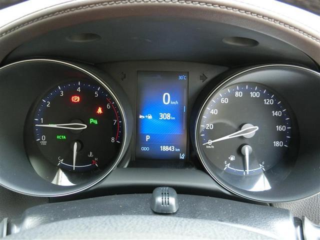 G-T 4WD フルセグ メモリーナビ DVD再生 バックカメラ 衝突被害軽減システム ETC ドラレコ LEDヘッドランプ(7枚目)