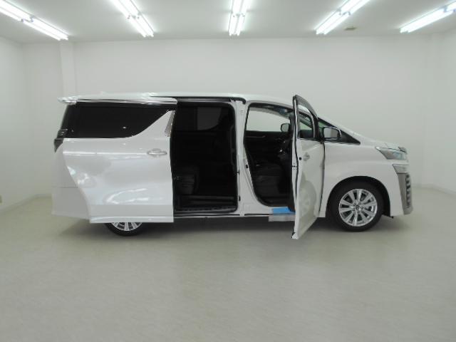 ZA新車 7人  新型10インチナビ 自動ブレーキ両側電スラ(3枚目)