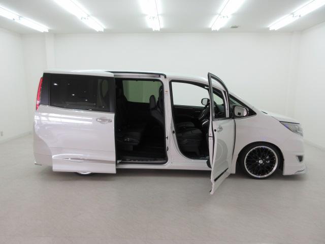 Gi7人 新車 モデリスタエアロ 車高調 19AW 両電スラ(3枚目)