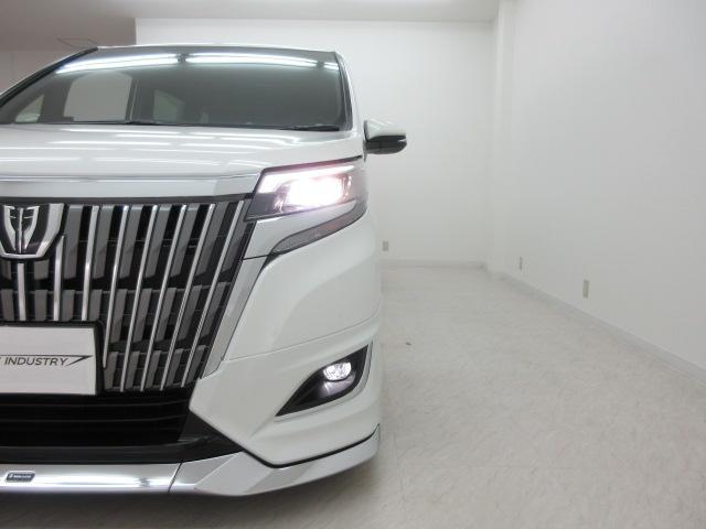 Gi7人 新車 モデリスタエアロ 車高調 19AW 両電スラ(16枚目)