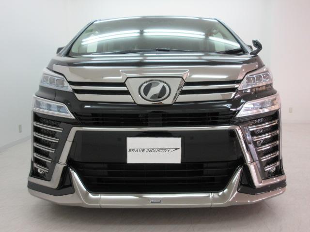 ZG新車サンルーフ 3眼 デジタルインナーミラー モデリスタ(2枚目)