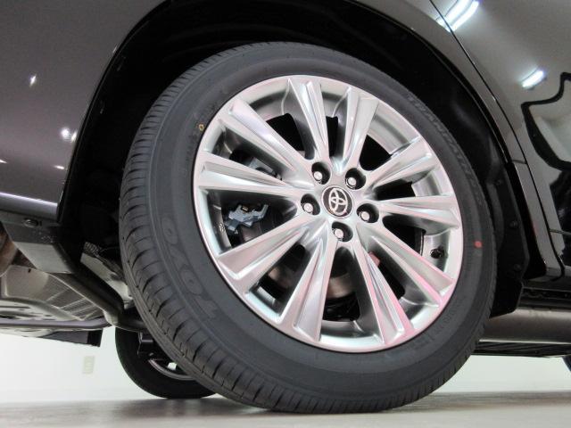 2.5S タイプゴールド 新車 3眼LEDヘッド シーケンシャルウィンカー サンルーフ デジタルインナーミラー BSM ディスプレイオーディオ 両側電動スライド パワーバックドア ハーフレザー オットマン レーントレーシング(42枚目)