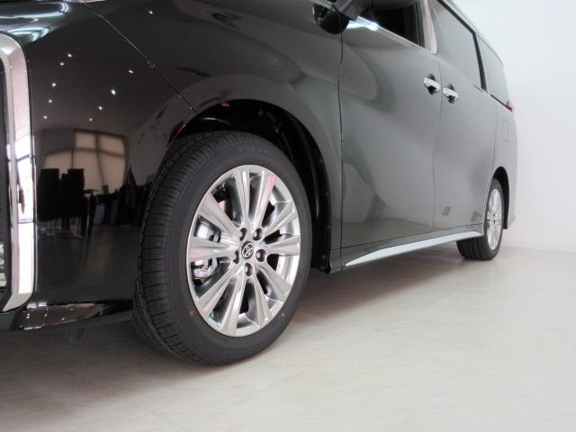 2.5S タイプゴールド 新車 3眼LEDヘッド シーケンシャルウィンカー サンルーフ デジタルインナーミラー BSM ディスプレイオーディオ 両側電動スライド パワーバックドア ハーフレザー オットマン レーントレーシング(44枚目)
