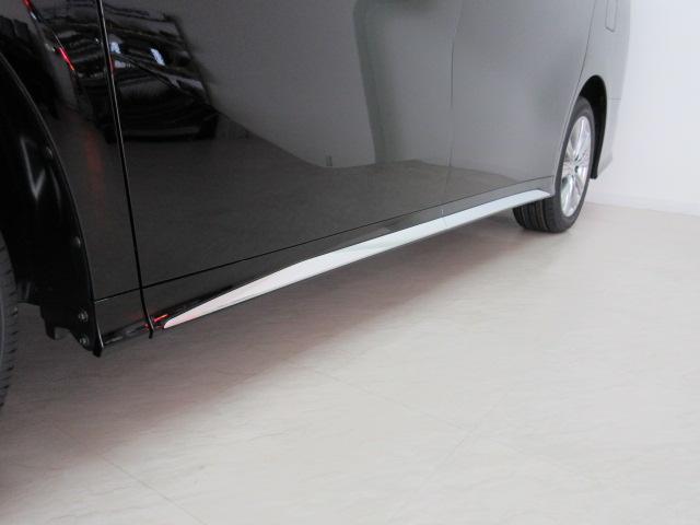 2.5S タイプゴールド 新車 3眼LEDヘッド シーケンシャルウィンカー サンルーフ デジタルインナーミラー BSM ディスプレイオーディオ 両側電動スライド パワーバックドア ハーフレザー オットマン レーントレーシング(56枚目)