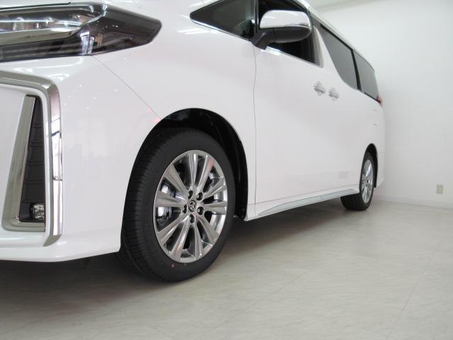 2.5S タイプゴールド 新車 3眼LEDヘッド シーケンシャルウィンカー サンルーフ デジタルインナーミラー BSM ディスプレイオーディオ 両側電動スライド パワーバックドア ハーフレザー オットマン レーントレーシング(40枚目)
