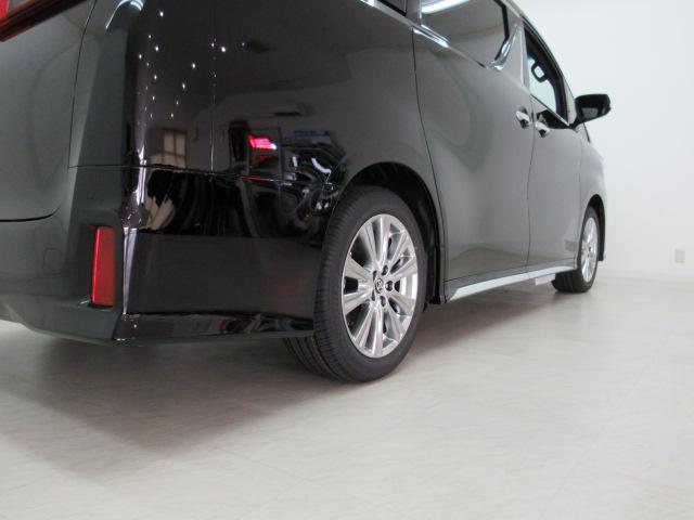 2.5S タイプゴールド 新車 3眼LEDヘッドライトシーケンシャルウィンカー ディスプレイオーディオ 両側電動スライド パワーバックドア ハーフレザーシート オットマン レーントレーシング バックカメラ 100Vコンセント(31枚目)