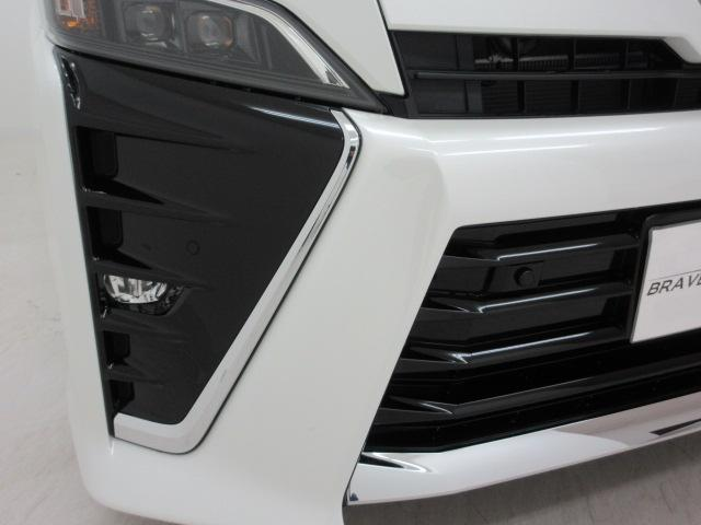 ZS 煌II 新車 7人乗り 衝突防止安全ブレーキ インテリジェントクリアランスソナー 両側電動スライド LEDヘッドライトLEDフォグランプ アイドリングストップ セーフティセンス レーンディパーチャーアラート(13枚目)