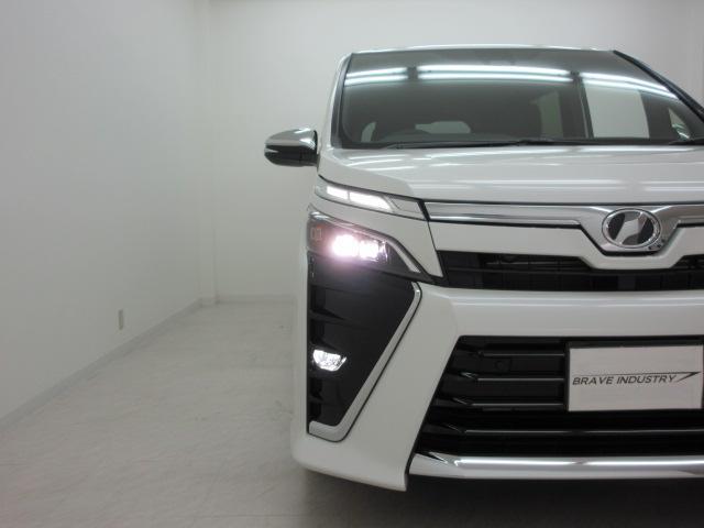 ZS 煌II 新車 7人乗り 衝突防止安全ブレーキ インテリジェントクリアランスソナー 両側電動スライド LEDヘッドライトLEDフォグランプ アイドリングストップ セーフティセンス レーンディパーチャーアラート(48枚目)