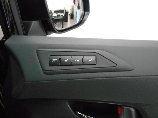 2.5S Cパッケージ 新車 3眼LEDヘッド シーケンシャル サンルーフ フリップダウンモニター ディスプレイオーディオ 両側電動スライド パワーバックドア ブラックレザーシート オットマン レーントレーシング(12枚目)