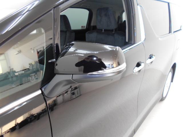 2.5S Cパッケージ 新車 3眼LEDヘッド シーケンシャル サンルーフ フリップダウンモニター ディスプレイオーディオ 両側電動スライド パワーバックドア ブラックレザーシート オットマン レーントレーシング(53枚目)