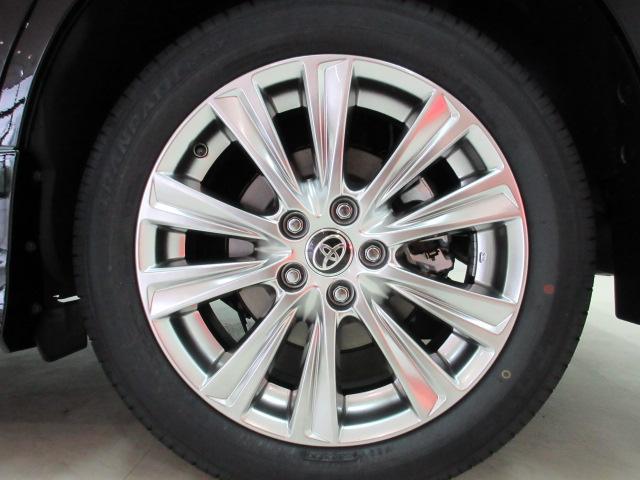 2.5S タイプゴールド 新車 モデリスタエアロ フリップダウンモニター 3眼LEDヘッドシーケンシャルウィンカー ディスプレイオーディオ 両電スラ Pバック ハーフレザー オットマン レーントレーシング 100Vコンセント(13枚目)