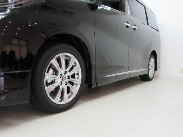 2.5S タイプゴールド 新車 モデリスタエアロ フリップダウンモニター 3眼LEDヘッドシーケンシャルウィンカー ディスプレイオーディオ 両電スラ Pバック ハーフレザー オットマン レーントレーシング 100Vコンセント(44枚目)