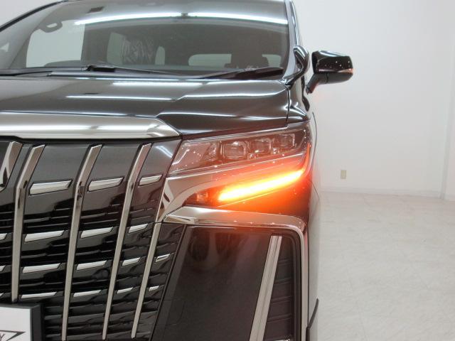 2.5S タイプゴールド 新車 モデリスタエアロ フリップダウンモニター 3眼LEDヘッドシーケンシャルウィンカー ディスプレイオーディオ 両電スラ Pバック ハーフレザー オットマン レーントレーシング 100Vコンセント(50枚目)