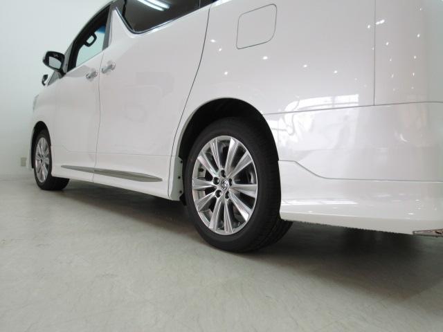 2.5S タイプゴールド 新車 モデリスタエアロ 3眼LEDヘッドシーケンシャルウィンカー ディスプレイオーディオ 両側電動スライド パワーバック ハーフレザー オットマン レーントレーシング Bカメラ 100Vコンセント(46枚目)