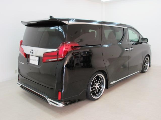 2.5S Cパッケージ 新車 WALDフルコンプリート 車高調 20インチアルミ サンルーフ 3眼LEDヘッド シーケンシャルウィンカー ディスプレイオーディオ 両電動ス パワーバック レザーシート 電動オットマン(30枚目)