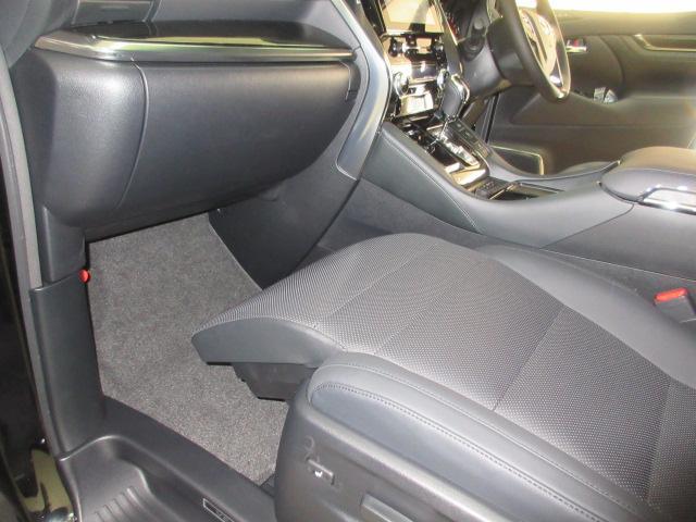 2.5S Cパッケージ 新車 3眼LEDヘッドライト シーケンシャルウィンカー ナビ フリップダウンモニター ディスプレイオーディオ 両側電動スライド パワーバックドア ブラックレザーシート オットマン レーントレーシング(17枚目)
