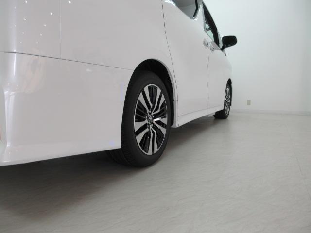 2.5S Cパッケージ 新車 3眼LEDヘッドライト シーケンシャルウィンカー ナビ フリップダウンモニター ディスプレイオーディオ 両側電動スライド パワーバックドア ブラックレザーシート オットマン レーントレーシング(44枚目)