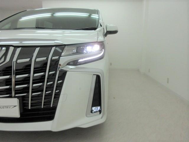 2.5S Cパッケージ 新車 3眼LEDヘッドライト シーケンシャルウィンカー ナビ フリップダウンモニター ディスプレイオーディオ 両側電動スライド パワーバックドア ブラックレザーシート オットマン レーントレーシング(47枚目)
