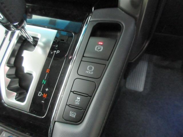 2.5S Cパッケージ 新車 3眼LEDヘッドライト シーケンシャルウィンカー ナビ フリップダウンモニター ディスプレイオーディオ 両側電動スライド パワーバックドア ブラックレザーシート オットマン レーントレーシング(66枚目)