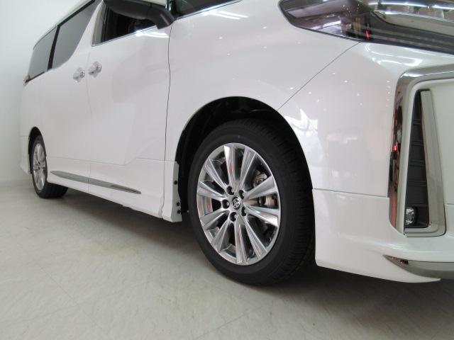 2.5S タイプゴールド 新車 モデリスタエアロ フリップダウンモニター 3眼LEDヘッドシーケンシャルウィンカー ディスプレイオーディオ 両電スラ Pバック ハーフレザー オットマン レーントレーシング 100Vコンセント(45枚目)