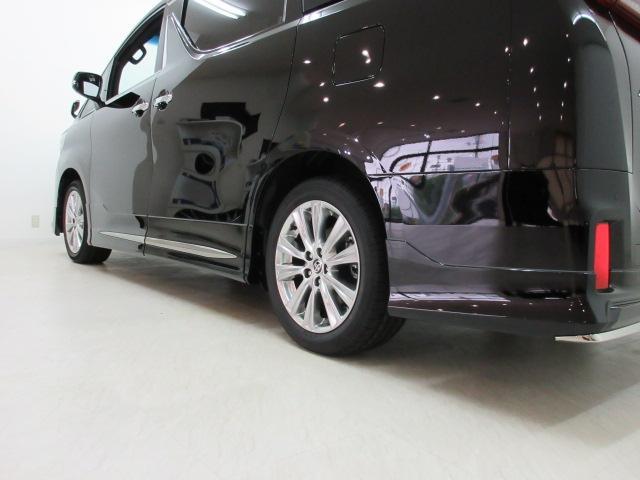 2.5S タイプゴールド 新車 モデリスタエアロ 3眼LEDヘッドシーケンシャルウィンカー ディスプレイオーディオ 両側電動スライド パワーバック ハーフレザー オットマン レーントレーシング Bカメラ 100Vコンセント(35枚目)