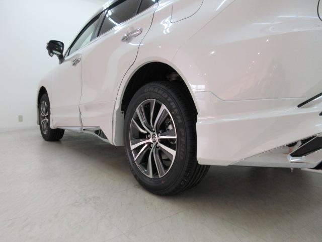 G 新車 内装ブラウン モデリスタエアロGRAN BLAZEデジタルミラー 前後ドライブレコーダー パワーバックドア ハーフレザー Bカメラ LEDヘッドライトLEDフォグランプ 衝突防止安全ブレーキ(35枚目)