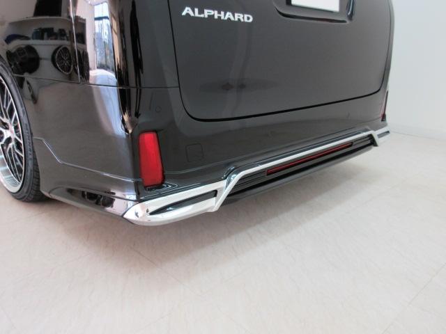 2.5S Cパッケージ 新車 WALDフルコンプリート 車高調 20インチアルミ サンルーフ 3眼LEDヘッド シーケンシャルウィンカー ディスプレイオーディオ 両側電動スライド パワーバック レザーシート 電動オットマン(16枚目)