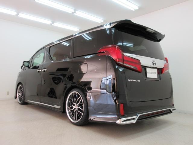 2.5S Cパッケージ 新車 WALDフルコンプリート 車高調 20インチアルミ サンルーフ 3眼LEDヘッド シーケンシャルウィンカー ディスプレイオーディオ 両側電動スライド パワーバック レザーシート 電動オットマン(33枚目)