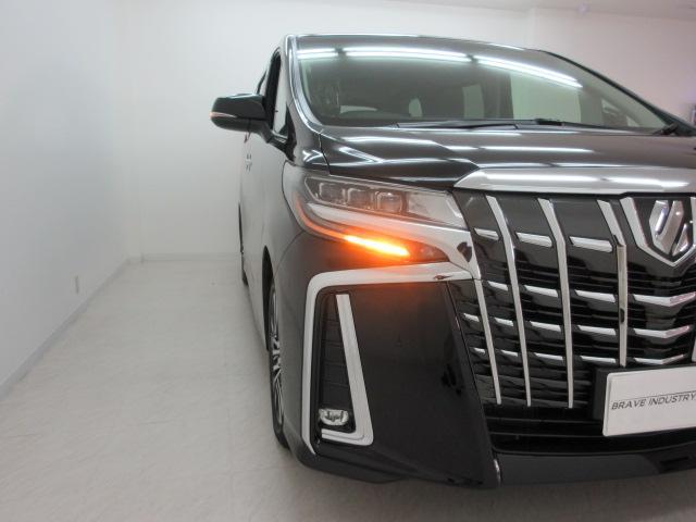 2.5S Cパッケージ 新車 サンルーフ フリップダウンモニター 3眼LEDヘッド シーケンシャル ディスプレイオーディオ 両側電動スライド パワーバックドア ブラックレザーシート オットマン レーントレーシング(48枚目)