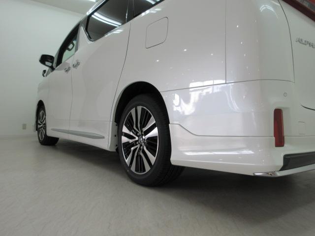 2.5S Cパッケージ 新車 モデリスタエアロ 3眼LEDヘッドライト シーケンシャルウィンカー 両側電動スライド パワーバックドア ブラックレザー レーントレーシング 衝突防止安全ブレーキ レーダークルーズ(43枚目)