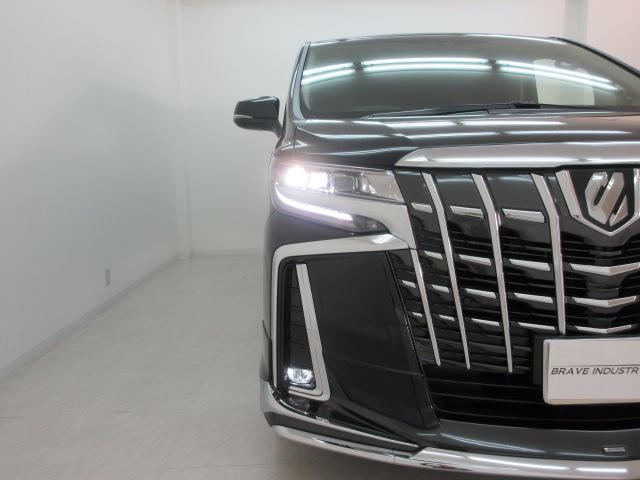 2.5S Cパッケージ 新車 モデリスタフルエアロ フリップダウンモニター 3眼LEDヘッドライト シーケンシャルウィンカー 両側電動スライド パワーバック レザーシート オットマン レーントレーシング バックカメラ(15枚目)