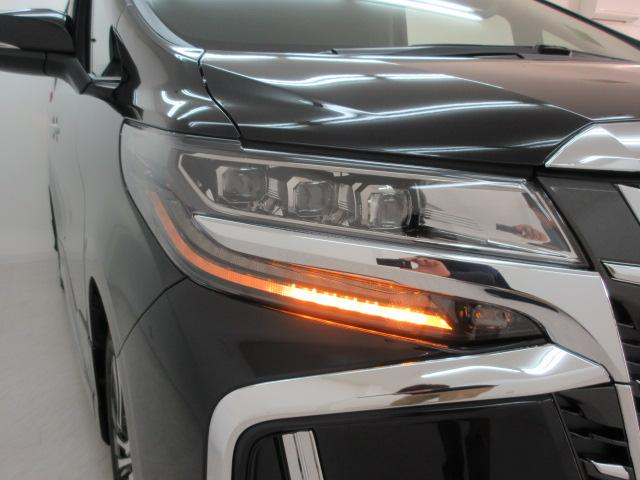 2.5S Cパッケージ 新車 モデリスタフルエアロ フリップダウンモニター 3眼LEDヘッドライト シーケンシャルウィンカー 両側電動スライド パワーバック レザーシート オットマン レーントレーシング バックカメラ(45枚目)