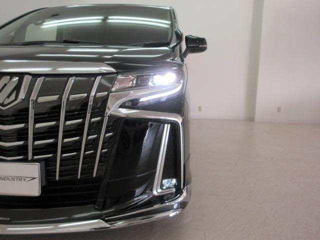 2.5S Cパッケージ 新車 モデリスタフルエアロ フリップダウンモニター 3眼LEDヘッドライト シーケンシャルウィンカー 両側電動スライド パワーバック レザーシート オットマン レーントレーシング バックカメラ(47枚目)
