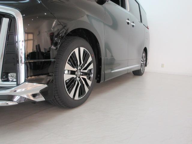 2.5S Cパッケージ 新車 モデリスタフルエアロ 3眼LEDヘッドライト シーケンシャルウィンカー 両側電動スライド パワーバック レザーシート オットマン レーントレーシング バックカメラ 衝突防止安全ブレーキ(37枚目)