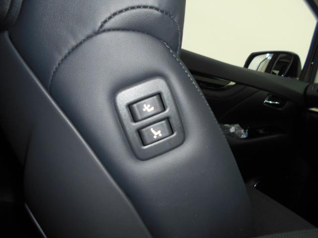 2.5S Cパッケージ 新車 モデリスタフルエアロ 3眼LEDヘッドライト シーケンシャルウィンカー 両側電動スライド パワーバック レザーシート オットマン レーントレーシング バックカメラ 衝突防止安全ブレーキ(70枚目)