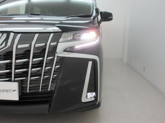 2.5S Cパッケージ 新車 3眼LEDヘッド シーケンシャル サンルーフ デジタルインナーミラー フリップダウンモニター BSM ディスプレイオーディオ 両側電動スライド パワーバックドア オットマン レーントレーシング(49枚目)